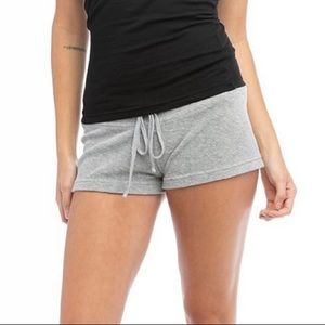 Hard Tail Low Rise Terry Ultra-Short Short M